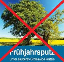 EILMELDUNG !! Absage Aktion Sauberes Dorf für den 14.03.2020